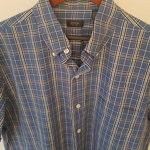 Men's Casual Buttoned-up Shirt